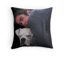 Good Boys Throw Pillow