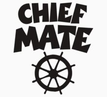 Chief Mate Wheel Kids Clothes