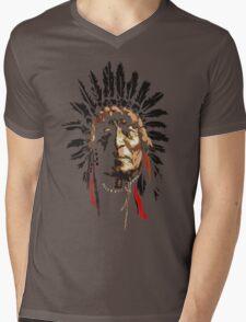 Chieftain Mens V-Neck T-Shirt