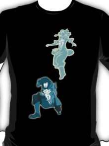 Korra & Wan's Avatar Spirit With Raava T-Shirt