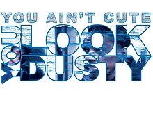 "You Look Dusty ""Reginald"" Jordan 7 Flint grey  by Harper The Creator ."