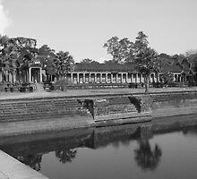 Angkor by lizachow