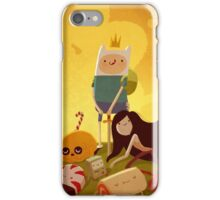 Finn the Barbarian iPhone Case/Skin