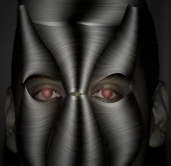 STEEL FACE by Paul Quixote Alleyne