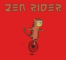 Zen Rider One Piece - Long Sleeve