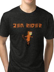 Zen Rider Tri-blend T-Shirt