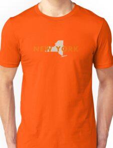 New York - Red Unisex T-Shirt