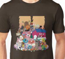 The amazing world of Gumball Unisex T-Shirt