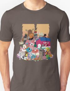 The amazing world of Gumball T-Shirt