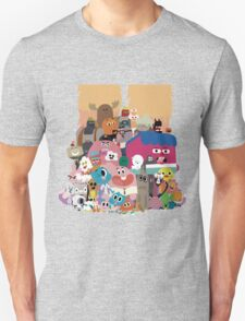 The amazing world of Gumball T-Shirt