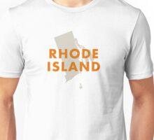 Rhode Island - Red Unisex T-Shirt