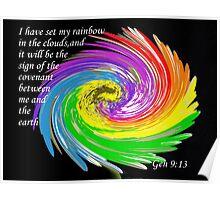 Rainbow Promise Poster