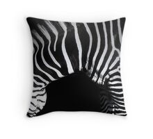 Equidae Throw Pillow