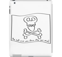 samaritrophia iPad Case/Skin