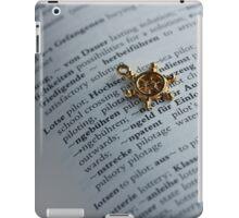 Navigator  iPad Case/Skin