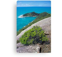 Horn Point Canvas Print