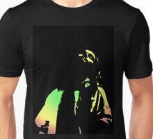 rastafarian high Unisex T-Shirt