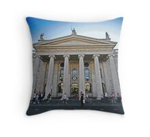 O'CONNELL STREET POST OFFICE Throw Pillow