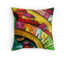 MANTUA -  ITALY. Throw Pillow