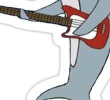 Reggae Shark is real Sticker