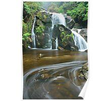 keppels falls top cascade Poster