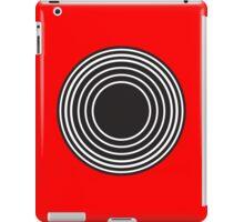 a record  iPad Case/Skin