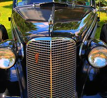 1937 Cadillac Convertible by kenmo