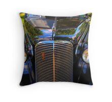 1937 Cadillac Convertible Throw Pillow