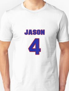 National baseball player Jason Romano jersey 4 T-Shirt
