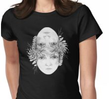 Nature Spirit Womens Fitted T-Shirt