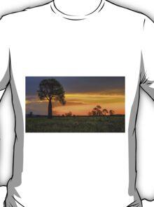 Sunset at Moura T-Shirt