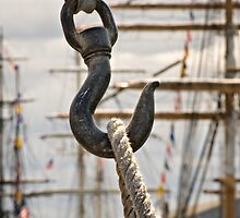 Block and Tackle by Bryan Peterson