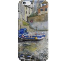Early Morning, Staithes iPhone Case/Skin