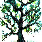 The Peace Tree by © Linda Callaghan