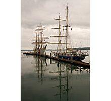 Tall Ships at Tacoma Photographic Print