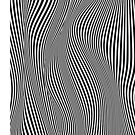 Abstract black & white illusion by mikath