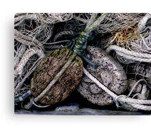 Fishing Cork Canvas Print