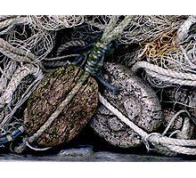 Fishing Cork Photographic Print