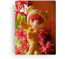 Goldie Belle Canvas Print