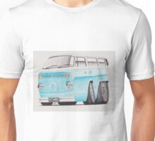 VW Kombi/Transporter by Glens Graphix Unisex T-Shirt