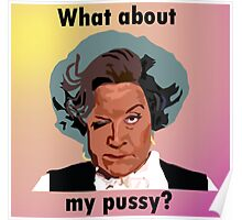 Mrs Slocombe Poster