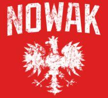 Nowak Polish Heritage t shirt by PolishArt