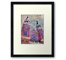 St. Mary's Catholic Church Framed Print