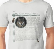 My Animal Spirit is...Wolf Unisex T-Shirt