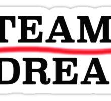 Team McDreamy Grey's Anatomy! Sticker