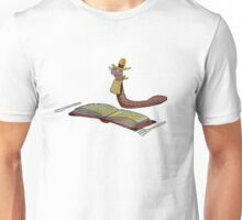Book Worm Unisex T-Shirt
