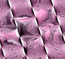 Pink Foil by Marie Sharp