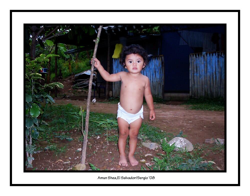 Amun Shea Young Photographers Series by Joe Mckay
