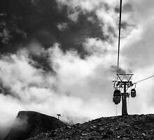 Gletscher by Xandru