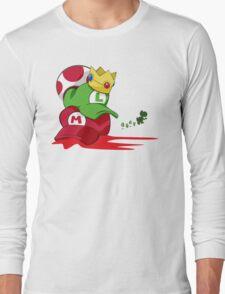 Mario Bros - Yoshi's Revenge Long Sleeve T-Shirt